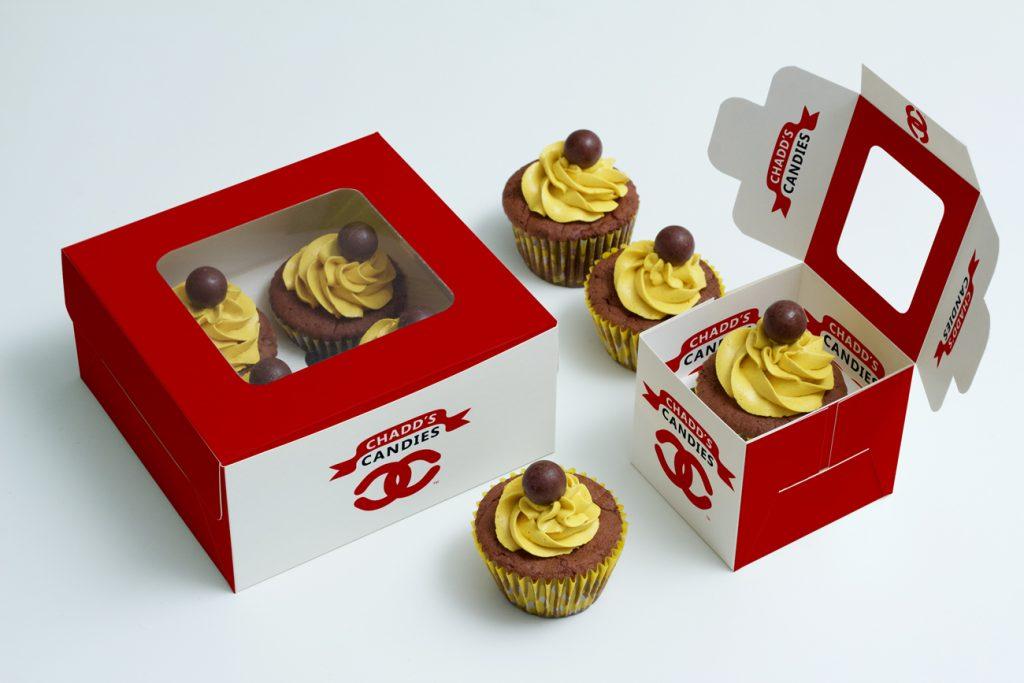 Chadd's Candies - Cupcakes