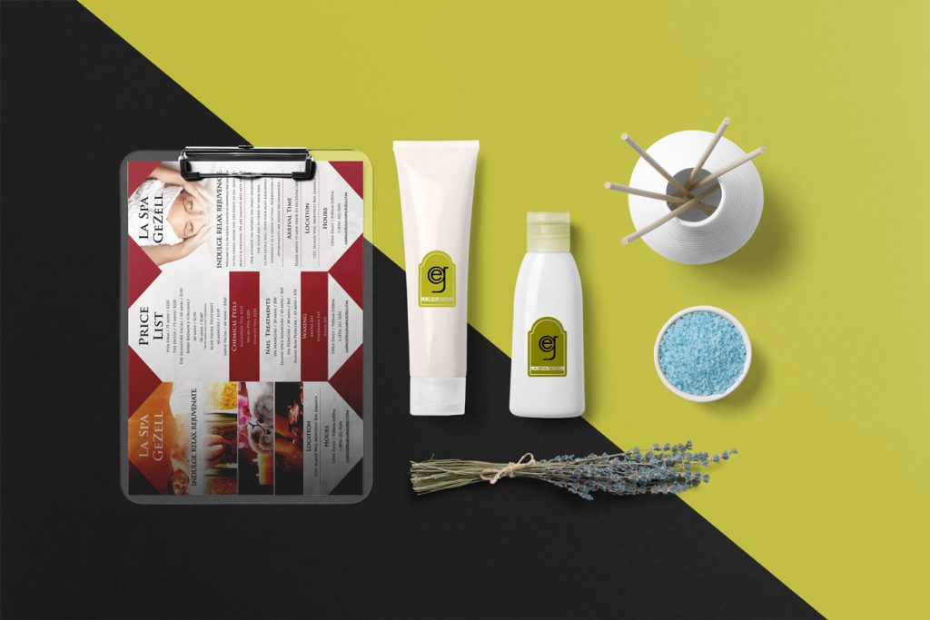 LaSpa GeZell - Cosmetics