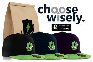 ChargeUp App - merchandising