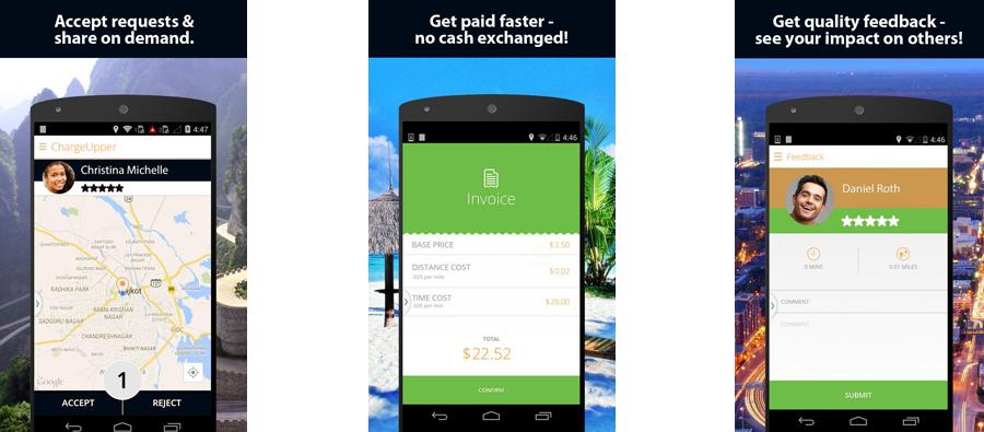ChargeUp App - Screenshot 5