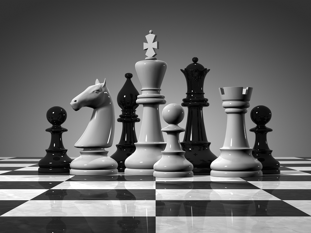 ChargeUp App - Chess